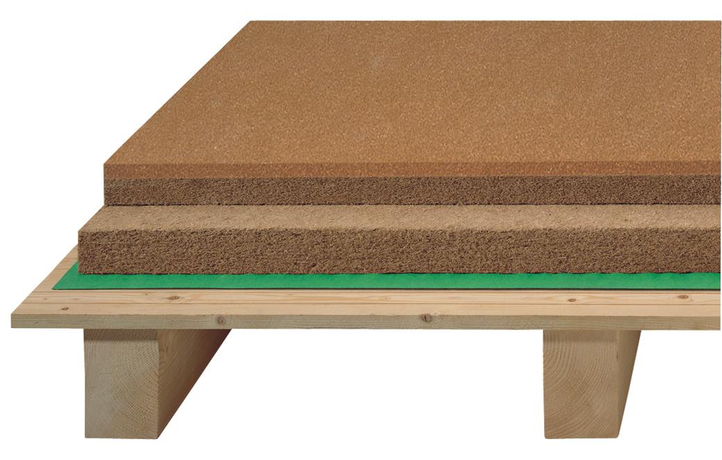 Fibre de bois - Solution pour isoler du bruit ...